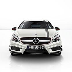 Спортивная полоса AMG для Mercedes A class W176
