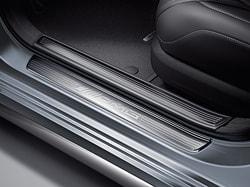 Накладки на пороги AMG для Mercedes S class W222