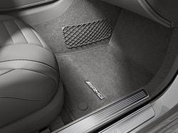 Коврики салона AMG для Mercedes S class W222