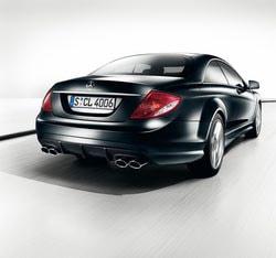 Глушитель AMG для Mercedes CL class C216