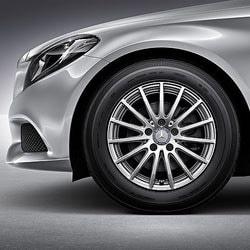 Диски Mercedes C class W205 R16