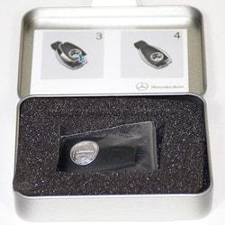 Ключ зажигания AMG (корпус)