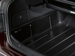Поддон багажника Mercedes