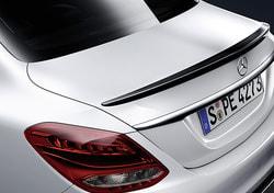 Спойлер крышки багажника для Mercedes C class W205