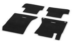 Коврики салона для Mercedes GLA class X156 Велюровые