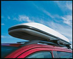 Релинги на крышу для дооснащения, для длинной версии черный