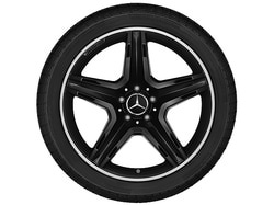 Диски AMG для Mercedes GLA class X156 R19