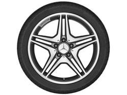 Диски AMG для Mercedes GLA class X156 R18