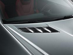 Накладки на капот для Mercedes SLK class R172