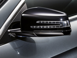 Корпус наружного зеркала для Mercedes B class W246