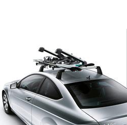 Держатель для лыж и сноубордов New Alustyle Mercedes B class W246