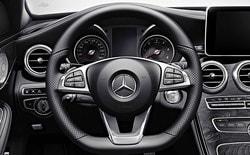 Руль для Mercedes C class W205