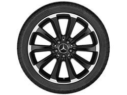Диски Mercedes C class W205 R19