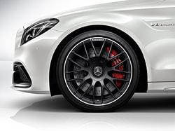 Диски AMG для Mercedes C class W205 R19