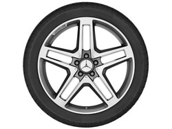 AMG Колесный диск Мерседес GLK class X204 R20
