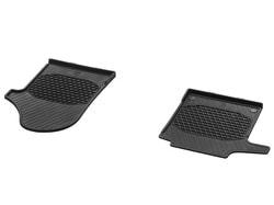 Коврики резиновые черные для Mercedes V447