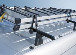 Держатель для лестниц, для стандартных опор на крыше
