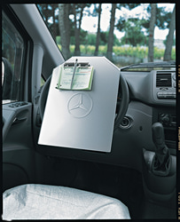 Доска-планшет Mercedes