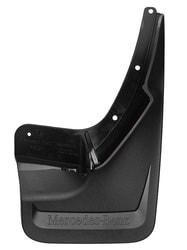 Брызговики передние Mercedes GLC X253 с подножкой