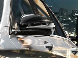 Корпус наружного зеркала для Mercedes GLC class X253