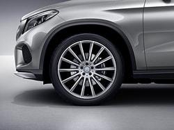 Диски AMG для Mercedes GLE class C292 R22