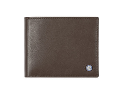 Кожаный кошелек Mercedes-Benz Leather Wallet, Vintage Star, Brown