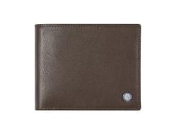 Кожаный кошелек Mercedes-Benz Leather Wallet, Vintage Star, Brown