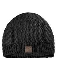 Мужская вязаная зимняя шапка Mercedes-Benz Men's Knitted Hat, Black