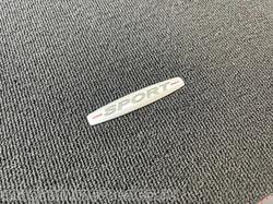 Коврики салона велюровые черные для Mercedes CLA class X117