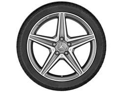 Диски AMG для Мерседес E class W213 R18