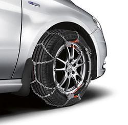 Брызговики передние для Mercedes E class W213