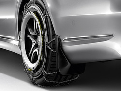 Брызговики задние для Mercedes E class W213