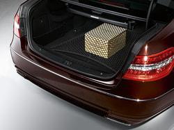 Сетка напольная в багажник Mercedes