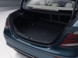 Поддон в багажник для Mercedes E class W213