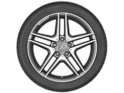 Диски AMG для Мерседес CLA class X117 R18