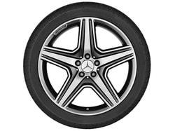Диски AMG для Mercedes GLS class X166 R20