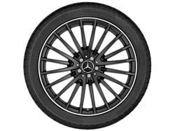 Диски AMG для Mercedes GLS class X166 R22