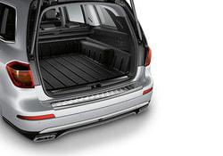 Поддон в багажник для Mercedes GLS class X166