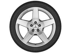 Диски AMG для Mercedes GLE class W166 R19