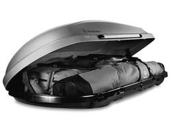 Контейнер на крышу Mercedes