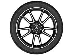 Диски AMG для Мерседес C class C205 R19