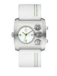 Часы Мерседес унисекс smart electric drive white