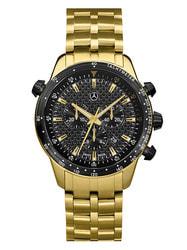 Часы-хронограф мужские Mercedes MSP Chrono Gold Edition