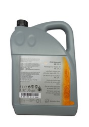 Масло моторное 5W40 5 литров (229.3) для Мерседес