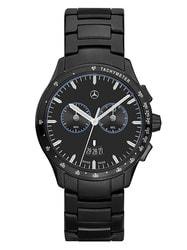 Часы-хронограф мужские Black Edition