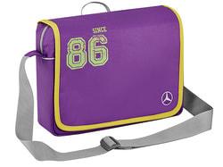 Наплечная сумка для девочек Mercedes