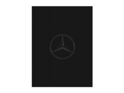 Плед Mercedes