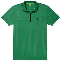 Мужская рубашка-поло Mercedes