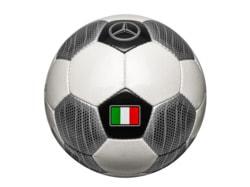 Футбольный мяч Mercedes Football Size Team Italy