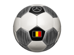 Футбольный мяч Mercedes Football Size Team Belgium